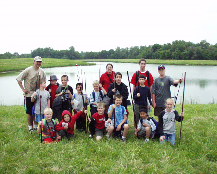 Chicago Suburb Fishing Camp - Johnny's Fishing Camp